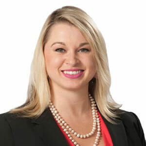 Headshot of MCTLaw attorney Jessica Olins