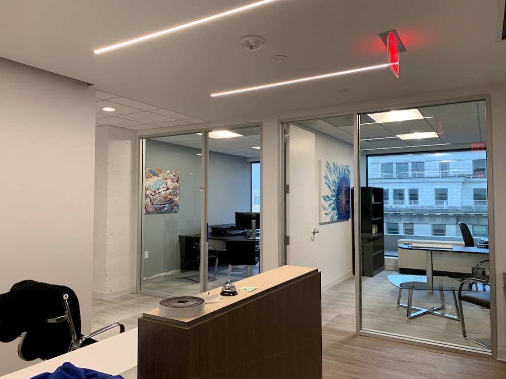 Take a Look Inside Maglio Christopher & Toale's New Washington, DC Office