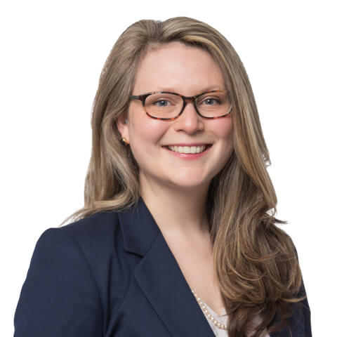 Headshot of Sophie Asher Indian Law Attorney